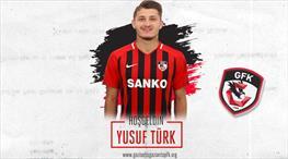 Gazişehir Yusuf Türk'ü açıkladı!