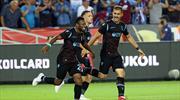 Trabzon maça golle başladı