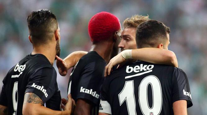 Beşiktaş'ın konuğu Altınordu