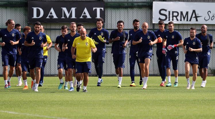 Fenerbahçe'nin kadrosu belli oldu! Ozan, Dirar ve Kameni...