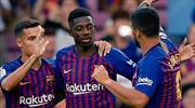 Barça'ya 3 dakika yetti (ÖZET)