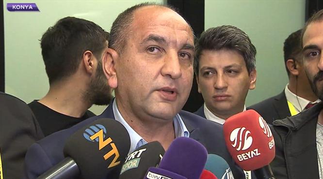 """""""Beşiktaş'ı ağırlamaktan mutluluk duyarız"""""""