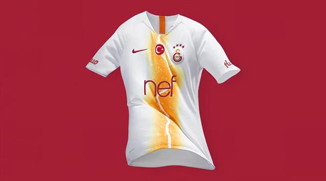 Galatasaray yeni formasını bu videoyla tanıttı