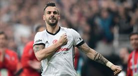 Beşiktaş'tan Birleşik Arap Emirlikleri ekibi El Nasr'a transfer olan İspanyol forvet oyuncusu Alvaro Negredo, veda mesajı yayımladı.