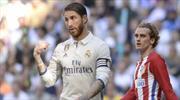 Ramos'tan Griezmann'a: