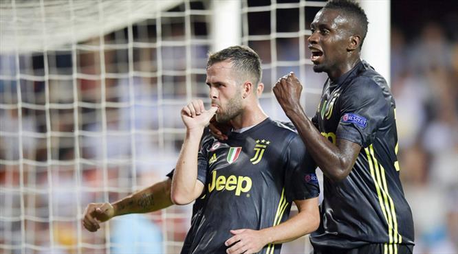 Juventus penaltılarla güldü
