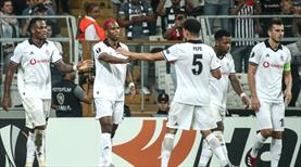 Beşiktaş'ın golcüleri sustu