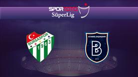 Bursaspor - Medipol Başakşehir