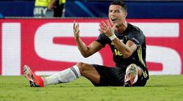 Ronaldo'ya destek yağıyor: