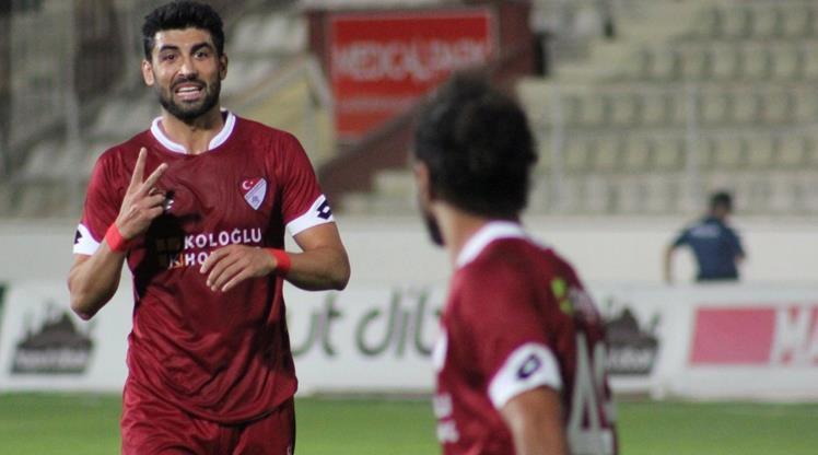 Elazığspor siftahı farkla yaptı: 4-0 (ÖZET)