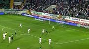 Akhisar'ı öne geçiren gol burada