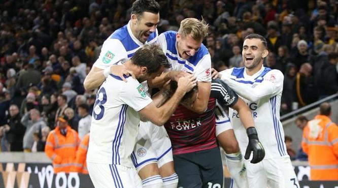 Kalecilerin gecesinde Leicester turladı! (ÖZET)