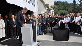 Beşiktaş Kriz Ali'ye veda etti