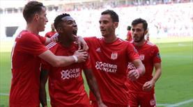 Demir Grup Sivasspor - Bursaspor: 2-0 (ÖZET)