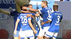 Schalke hayata döndü