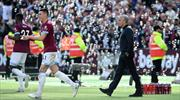 Mourinho'ya bir darbe de West Ham'dan (ÖZET)