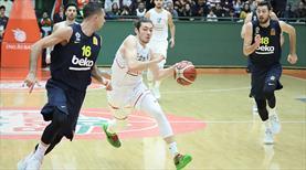Fenerbahçe Beko'ya Banvit sürprizi