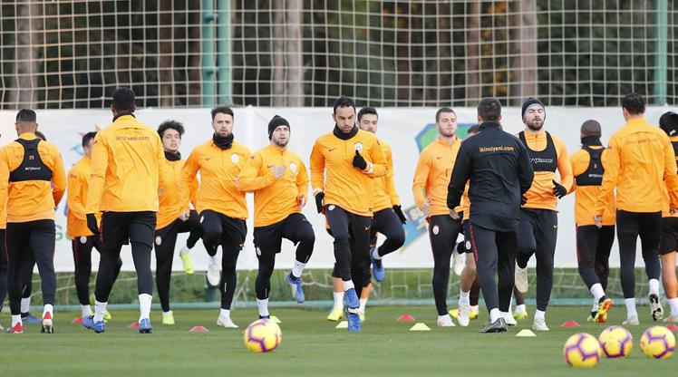 Galatasaray, Eskişehirspor karşısında