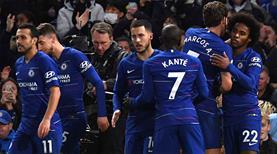 Chelsea fırsatı kaçırmadı (ÖZET)