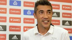 Benfica'da karar verildi