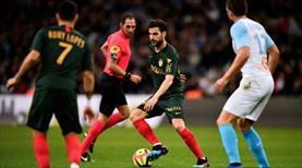 Fabregas siftah yaptı, Monaco puanı kurtardı