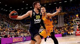 Fenerbahçe Beko İspanya'da şov yaptı (ÖZET)