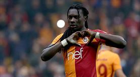 Gomis'ten Galatasaray'a mesaj var