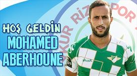 Mohamed Aberhoune Çaykur Rizespor'da!