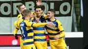 Parma müthiş golle güldü (ÖZET)