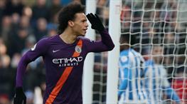 Manchester City deplasmanda coştu (ÖZET)