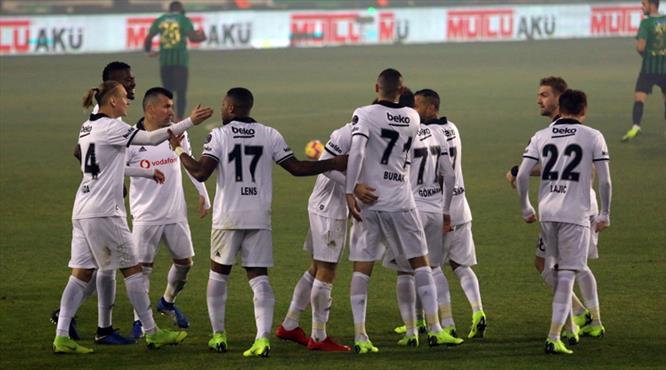 İşte Akhisarspor - Beşiktaş maçının öyküsü