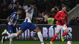 Benfica kupada saf dışı kaldı!