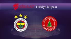 Fenerbahçe kupada tur peşinde