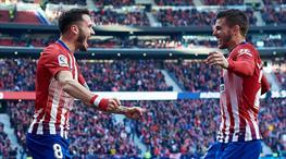 Atletico Madrid'den amansız takip (ÖZET)