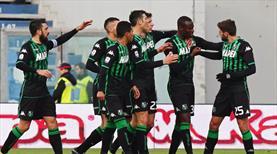 Babacar attı, Sassuolo farklı kazandı! (ÖZET)