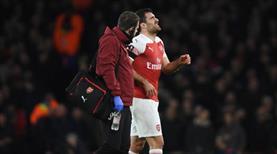 Arsenal'e bir kötü haber daha