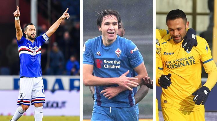 Sizce Serie A'da bu haftaya kim damga vurdu?