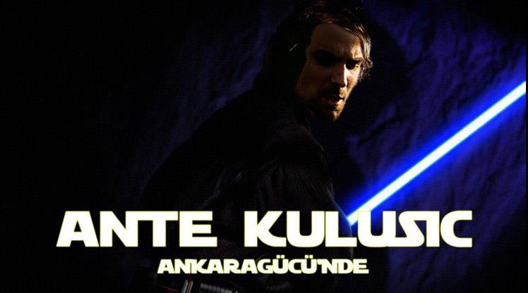 Ante Kulusic, MKE Ankaragücü'nde