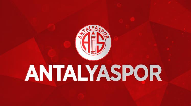 Antalyaspor'dan 3 transfer birden!