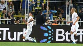 İşte Antalyaspor'un galibiyet golü