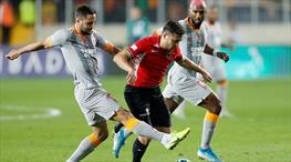 Gençlerbirliği - Galatasaray maçının notları burada