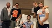 Emircan Koşut ameliyat edildi