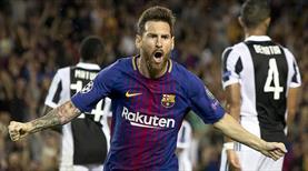Messi ile ömürlük sözleşme