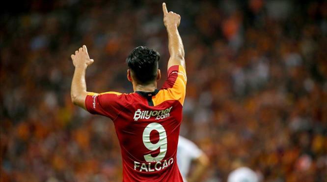 Falcao ve Lemina, DG Sivasspor maçında yok