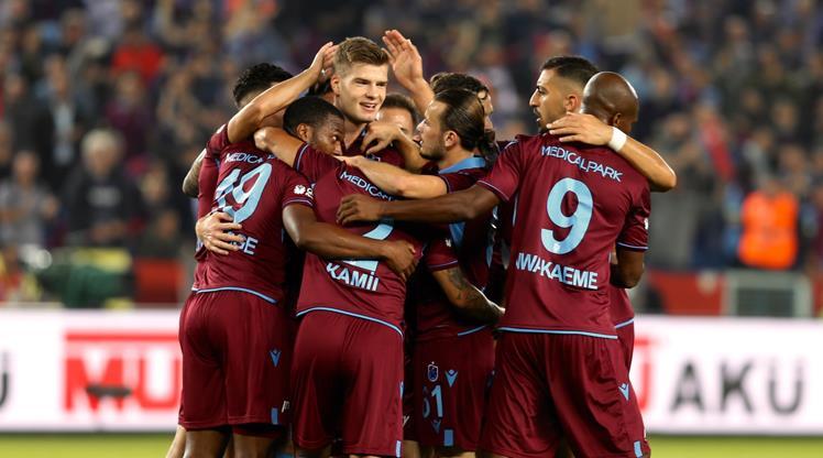 Trabzonspor- Gaziantep FK: 4-1 (ÖZET)
