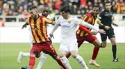 EY Malatyaspor - İM Kayserispor: 1-1 (ÖZET)