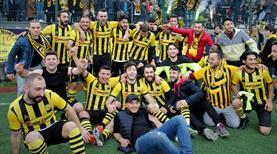 1. Amatör'de şampiyon İstanbul Bayburtspor