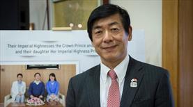Japon Büyükelçi'den Kagawa'ya övgü