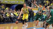 Fenerbahçe Beko bir kez daha tarihe geçti (ÖZET)