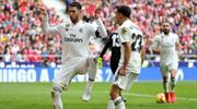 Madrid derbisinde Real Madrid farkı! (ÖZET)